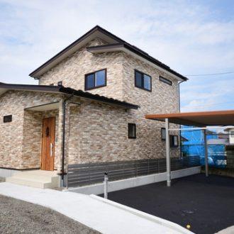 新築住宅完成