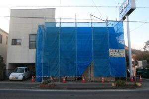 上田市丸子外壁塗装