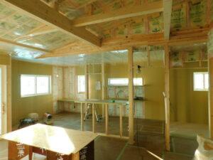 新築住宅木工事